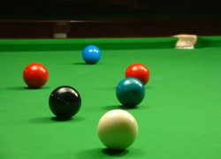 Snooker / Fotocredit: Flo12 http://commons.wikimedia.org/wiki/User:Flo12